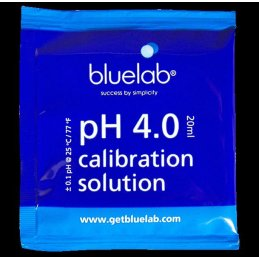 Bluelab Kalibrierlösung, pH 4.0 20ml