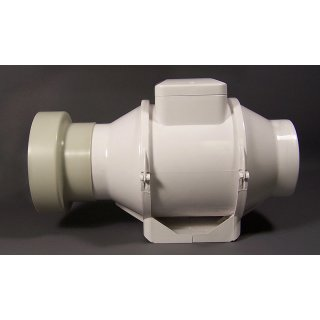 Ducting reducer made of plastic , Ø 10/12,5cm