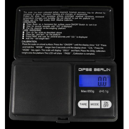 Digital scale Dipse Berlin 100g x 0.1g