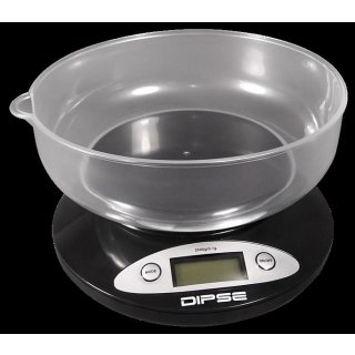 Digital scale Dipse KW-2000 2000g x 0.1g