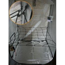 Garden Highpro, Pflanzennetz, von 60 x 60cm bis 120 x 120cm
