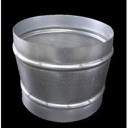 Reduzierstück aus Metall, Vents, Ø 150/160mm
