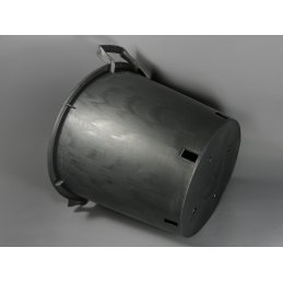 plant tub, 30L with handles