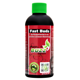 Green Buzz Fast Buds 100ml