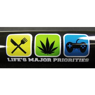 Clipper Lifes Major Priorities, refillable