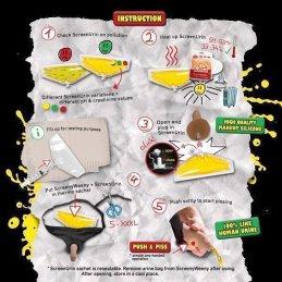 Screeny Weeny Kit - Black Beast by Clean Urin