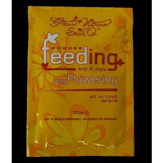 Powder Feeding Long Flowering 10g