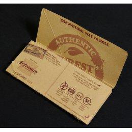 RAW Artesano, King Size Slim 108 x 44mm 32 Blatt + Tips + Bauunterlage ungebleicht