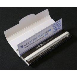 OCB Premium, King Size Slim 108 x 44mm 32 Blatt + Tips