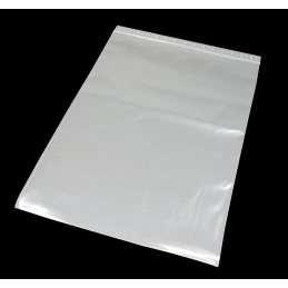 Zip lock bag 300mm x 400mm, 90�, without print, individual