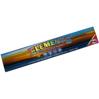 ELEMENTS XXL, Super King Size Slim 280 x 44mm 24 Blatt