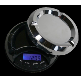 BL digital scale ash tray, 100g x 0.01g