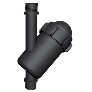 growTOOL In-Line Wasserfilter, 2 x 3/4, 120 Mesh