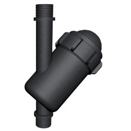 growTOOL In-Line water filter, 2 x 3/4, 120 mesh