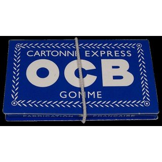 OCB Cartonne Express, Regular 70 x 37mm 100 Blatt