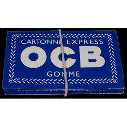 OCB Cartonne Express, Regular 70 x 37mm 100 Blatt