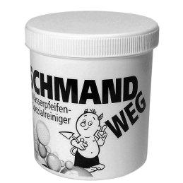 SCHMAND-WEG! Bongreiniger, Dose mit 150g Pulver