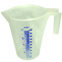 Measuring cup, 1000ml