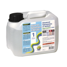 Advanced Hydroponics Dutch Formula Grow, 5 Liter