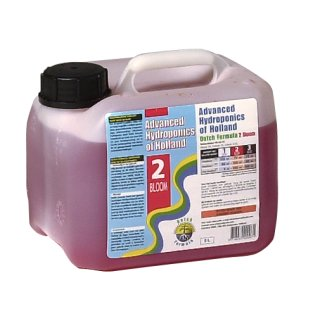 Advanced Hydroponics Dutch Formula Bloom, 5 Liter