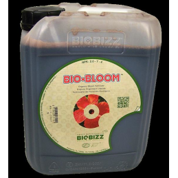 Biobizz Bio-bloom, flowering fertilizer, 5Ltr.