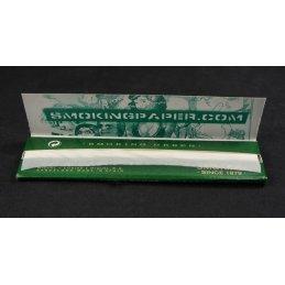 SMOKING Green King Size, 33 Blatt 108 x 53mm