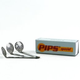 PIPS Pipe-Screens special. 3 pieces of hanging up filters...