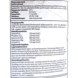 Frux Aussaat- und Pikiererde, 20L