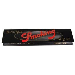 SMOKING De Luxe King Size, 33 leaves 108 x 44mm