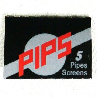 Pips special Pfeifensiebe aus Stahl,  Ø 20mm 5 Stück