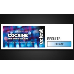 EZ-Test Cocaine & Crack Cocaine