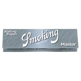 SMOKING Master 1 1/4 Medium, 50 papers 77 x 37mm