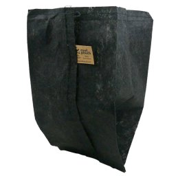 Root Pouch Plant Pot, 90g Vol. 8Ltrs. black