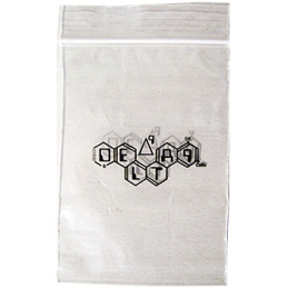 Zip lock bag 100mm x120mm, 70µ, DELTA9 100...