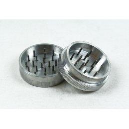 Aluminum Grinder, Ø 50mm, 2-part