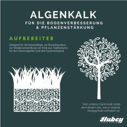 hubey algae aglime powder, carbonic aglime made of sea algae finely ground, 5kg