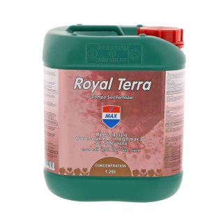 F-Max Royale Terra 1 Compo basic fertilizer 5 liter