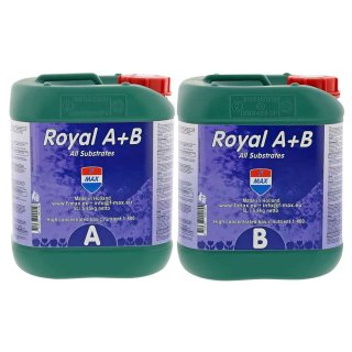 F-Max Royale hydro and coco basic fertilizer 2x 5 liter