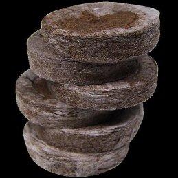 Jiffy Torfquelltabletten 1000 Stück Durchmesser...