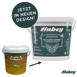 hubey® Bat-Guano 5kg powder 100% bat guano