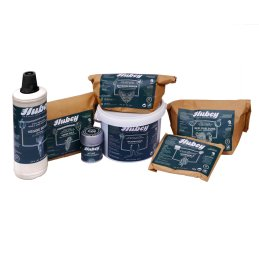 Hubeys Organic Fertilizer Set for 100 liters of soil