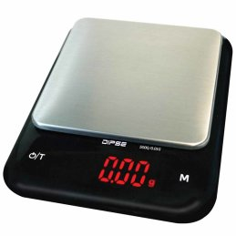 DIPSE AS battery powered table scale 500g x 0,01g, incl....