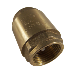 Check valve 1.9cm (3/4\'\'), internal thread