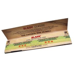 RAW, King Size Slim Classic