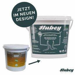 1 kilo of hubey worm humus