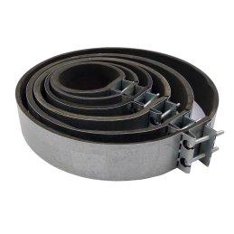 Connection sleeve for fan, 315er diameter
