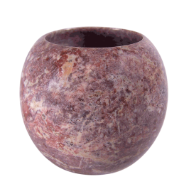 Soapstone pipe bowl, globular, height ca. 3,5cm