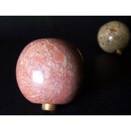 Soapstone pipe bowl, globular, height ca. 3,5cm