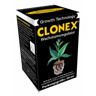 Clonex rooting aid for cuttings, 50ml
