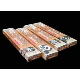 CARTEL Extra Long BAMBOO 13cm unbleached Papers inklusive...